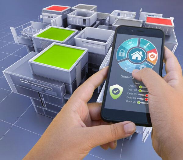 soluciones smart building