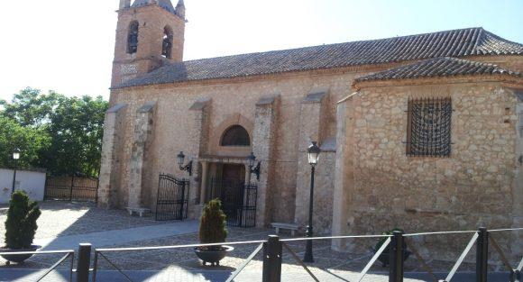 Iglesia de Villarta de San Juan